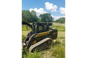 2009 New Holland C-175  Skidsteer