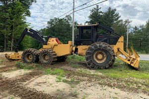 2003 Morgan Vehicles SX706B  Skidder