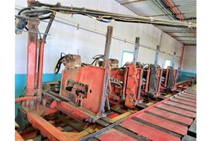 Forrestall 4HB  Carriage (Sawmill)
