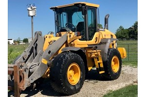 2014 Volvo L60G  Wheel Loader