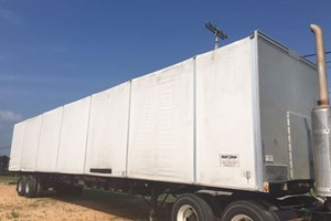 2009 Transcraft TL 2000 Conestoga  Trailer-Van