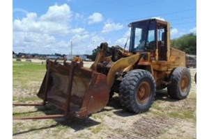 Case 621ZF  Wheel Loader