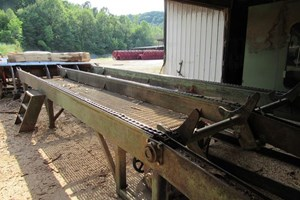 American Built Machinery Co. 3 Strand  Conveyor Deck (Log Lumber)