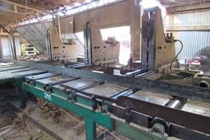Corley 3 Head Block  Circular Sawmill
