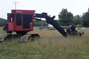 2006 Timbco 415EX  Harvesters and Processors