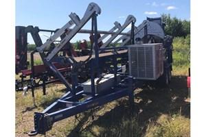 2018 Bells Machine Bells 6000  Firewood Processor
