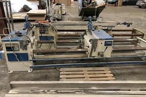 2002 OMGA TI 2500 Super US  Chop Saw