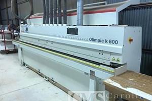 2014 SCMI Olimpic K600   Edgebander