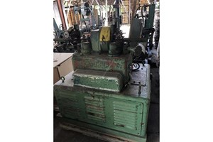 Hawker Dowel Machine  Post and Pole Peeler