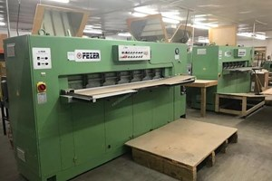 1987 Fezer JAT 21MF Cross Feed Veneer Splicer  Veneer Equipment