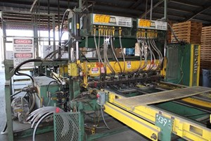 GBN Machine Patriot  Pallet Nailer and Assembly System