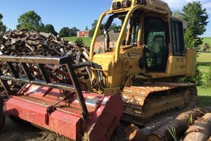 Supertrak SK200 TR  Brush Cutter and Land Clearing