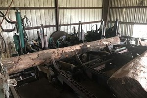 Cleereman Industries Carriage  Carriage (Sawmill)