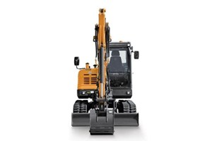 2017 Case CX57C  Excavator - Mini