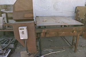 Unknown  Bandsaw