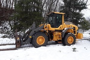 Volvo L90H  Wheel Loader
