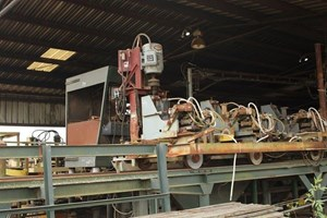 Corinth 36 3Hdb  Circular Sawmill