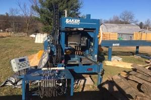 2019 Baker 3665  Portable Sawmill