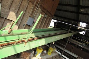 Precision Husky 85ft  Conveyors-Barn Sweep