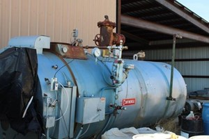 Continental Gas Fired  Boiler