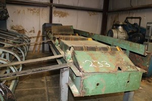 Corley 17ft  Conveyors-Live Roll