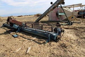 Unknown 35ft of 12in  Conveyor-Auger