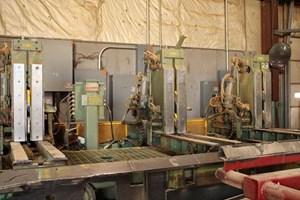 HMC AC 50  Carriage (Sawmill)