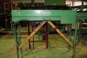 Greenfield Machinery 14ft x 14in  Conveyors Belt