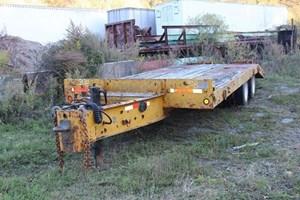 Eager Beaver Tandem Axle  Trailer-Misc