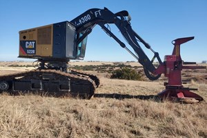 2016 Caterpillar 522B  Feller Buncher