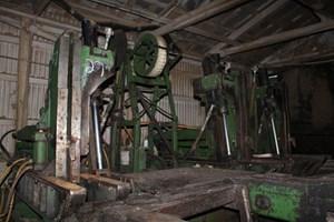 Corley 3 HB RH  Carriage (Sawmill)