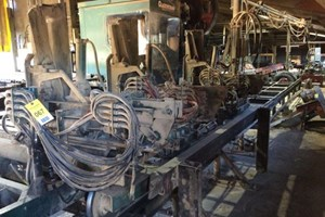 Cleereman Industries Right Hand  Circular Sawmill
