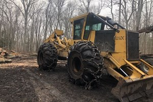 2012 Tigercat 610C  Skidder