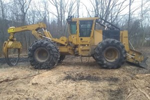 2017 Tigercat 610E  Skidder