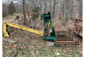 Timberjack  Slasher Saw