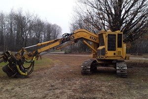 1999 John Deere 653E  Harvesters and Processors