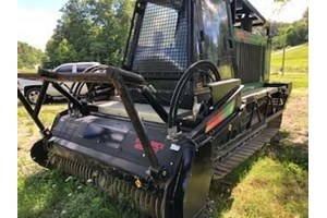 2009 Gyro-Trac GT25XP  Brush Cutter and Land Clearing