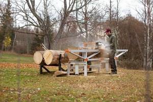 Logosol F2+ 6m Sawmill  Portable Sawmill