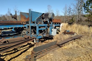 Quality Machine 36in Blades  Scragg Mill