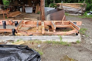 2011 Wood-Mizer BX12  Part and Part Machine