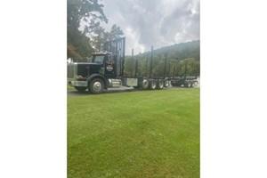 Peterbilt 378  Truck-Log