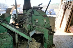 Precision Husky   Wood Chipper - Stationary
