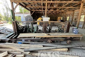 Corley Sawmill Carriage  Carriage (Sawmill)