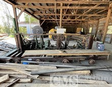 Corley Sawmill Carriage