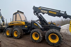 2015 Ponsse Ergo  Harvesters and Processors