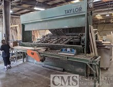 Taylor 60 Section Clamp Carrier