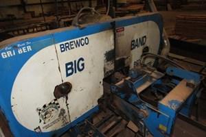 Brewco B-1620  Resaw-Band