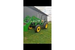 1995 John Deere 5300  Tractor-Ag