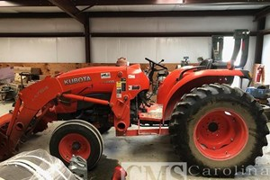 2014 Kubota L4600 Tractor  Tractor-Ag