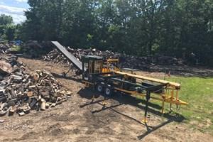 2018 Cord King M20-30  Firewood Processor